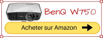 acheter benq-w750 pas cher