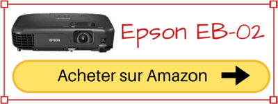 acheter epson-eb-02 pas cher