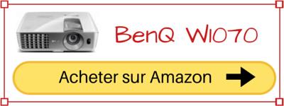 Acheter le vidéoprojecteur BenQ W1070 pas cher