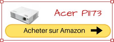 acheter videoprojecteur acer P1173 pas cher prix