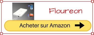 acheter pico projecteur Floureon pas cher prix