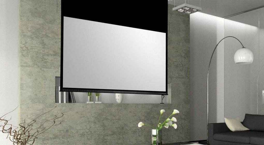 Comment trouver la meilleure toile de projection for Projecteur de salon