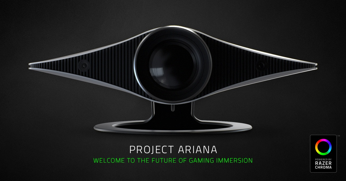 CES 2017 Project Ariana
