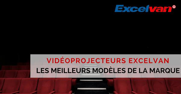 videoprojecteurs excelvan