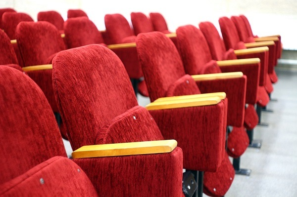 sieges de cinema confortables