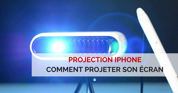projecteur iphone