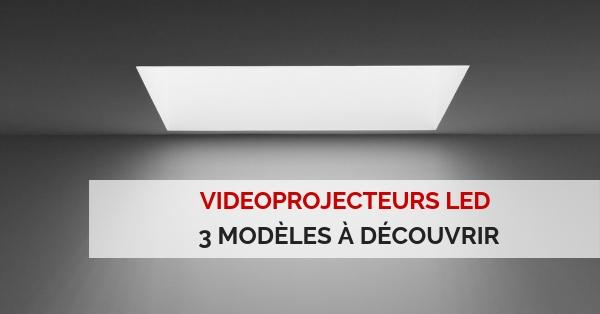 videoprojecteurs LED 2019