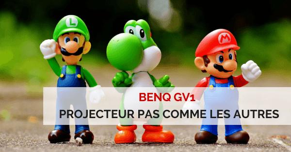 BenQ GV1 avis