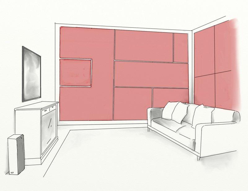 panneaux acoustiques home cinema