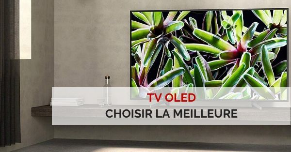 meilleure TV OLED