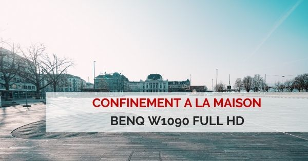 benq w1090 confinement